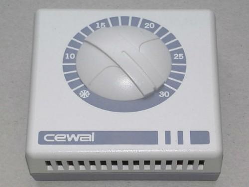 Термостат електромеханічний