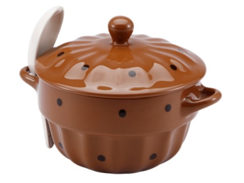 Миска супова з кераміки (3 предмети)