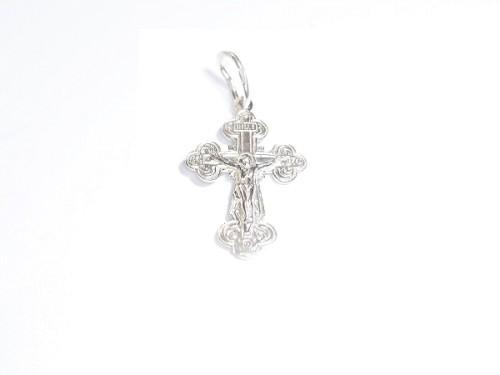 Підвіска Хрестик (срібло)