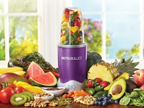 [Ексклюзив] NutriBullet 600 Вт фіолетовий Delimano