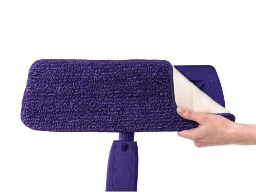 Набір очисних насадок-подушечок для швабри Спрей Моп Rovus