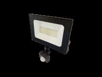 LED прожектор з датчиком руху