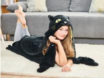 Ковдра з капюшоном Кіт Dormeo