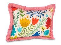Класична дитяча подушка Лана Квітучий сад Dormeo