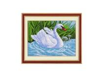 Набір для вишивання Лебеді