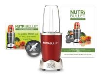 NutriBullet 600 Вт (червоний) Delimano Nutribullet