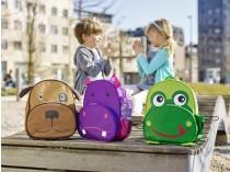 Дитячий рюкзак Сіберг Гіпопотам Top Shop