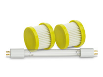 Набір аксесуарів для ручного пилососа з УФ-лампою Nano Rovus
