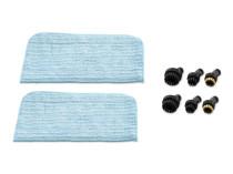 Набір аксесуарів для парової системи для прибирання
