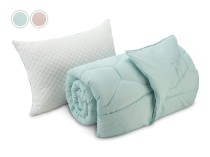 Набір ковдра та подушка Dormeo Sleep Inspiration