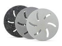 Набір насадок (3 шт.) до приладу для видалення мозолів та наростів Vacuum Wellneo