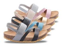 Сандалі на корковій підошві Walkmaxx Trend
