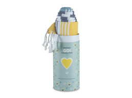 Рушник для подорожей Hammmam Valentines 110X160 Dormeo