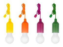Набір кольорових ліхтариків (4 шт.)  Handy Lux Colors