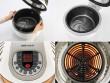 3D Air Fryer Багатофункціональна піч Delimano