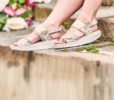 А ви вже підготували взуття на літо?