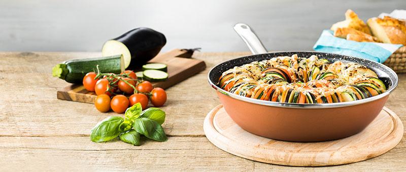 Сковорідка, що дозволяє готувати в духовці