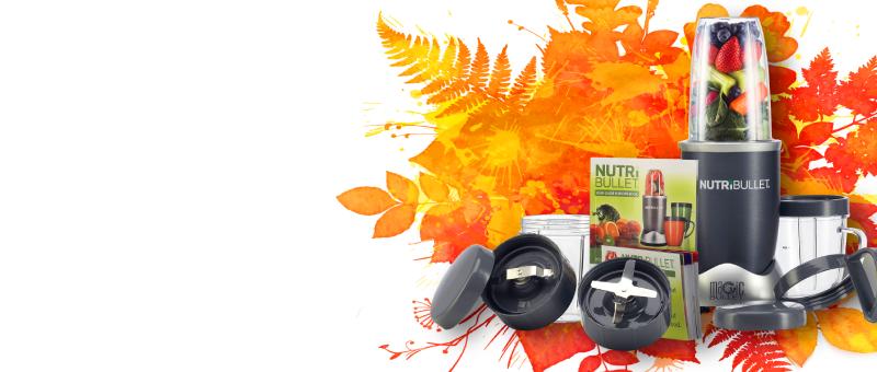 NutriBullet 600 Вт (12 предметів)