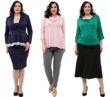 Колекція одягу для розкішних жінок