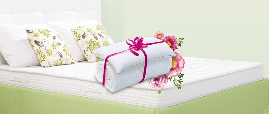 Ковдра і подушка у подарунок!