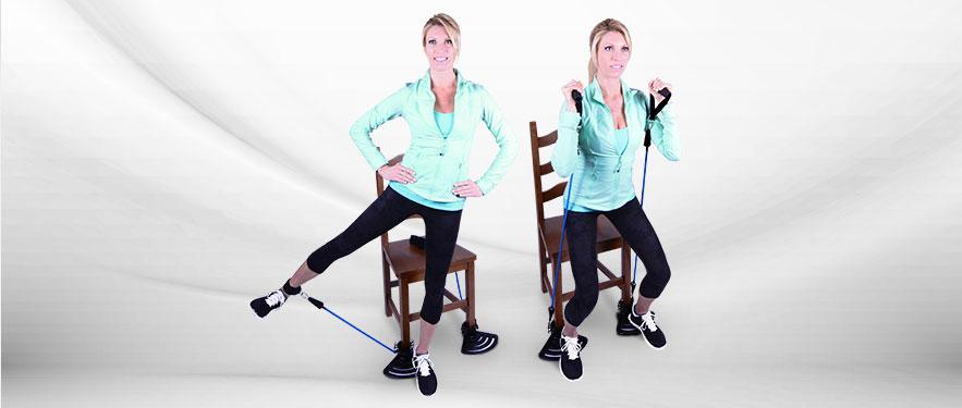Вдосконалюйте свою спортивну форму – швидко й легко!