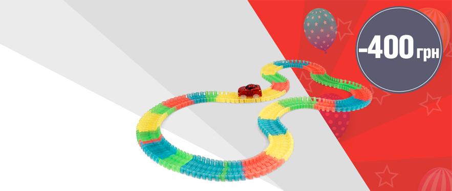 Іграшкова дорога Top Shop Magic Tracks