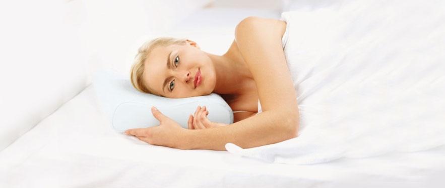 Анатомічна подушка Комфорт