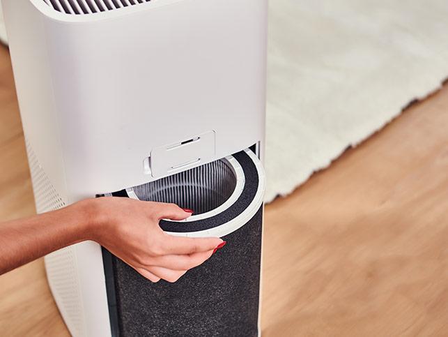 Очищувач повітря Nano Rovus