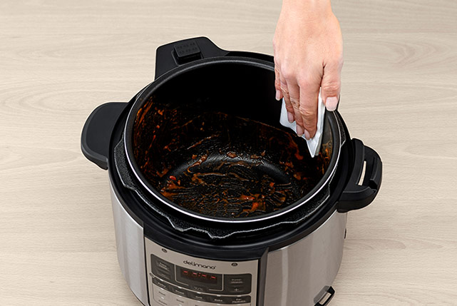 Delimano Air Fryer & Pressure Multicooker