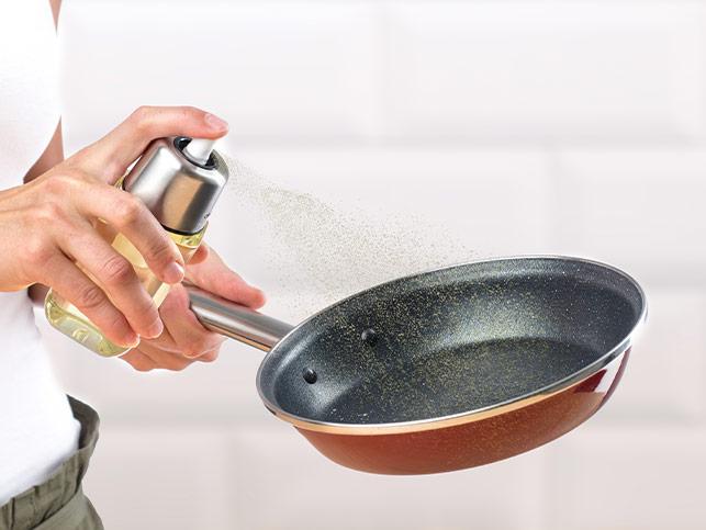 Delimano Brava Oil Spray
