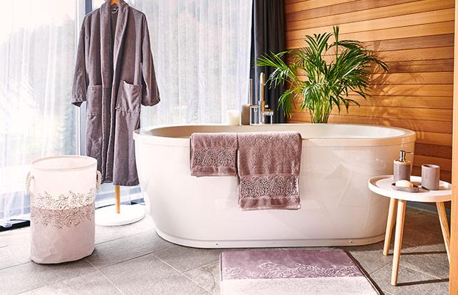 Набор для ванной комнаты Dormeo Dalia (3 шт.)